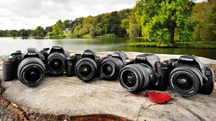 Best DSLR Cameras 2016